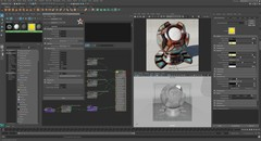 appleseed-maya, our native Autodesk Maya plugin